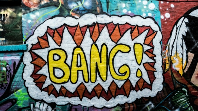 Graffiti- Kunst auf einem Karnevalswagen? Das könnte sich in der kommenden Session die IG Erkrath vorstellen Foto: pixavay.com/kloxklox
