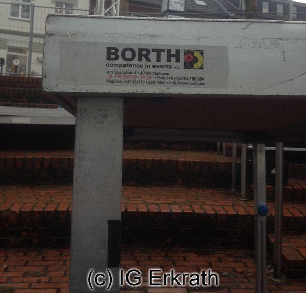 "IG Erkrath: ""Närrische Markthalle 2015"
