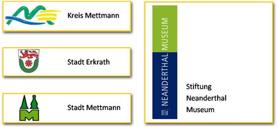 Logos der Projektträger