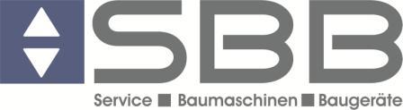 SBB Baumaschinen und Baugeräte GmbH